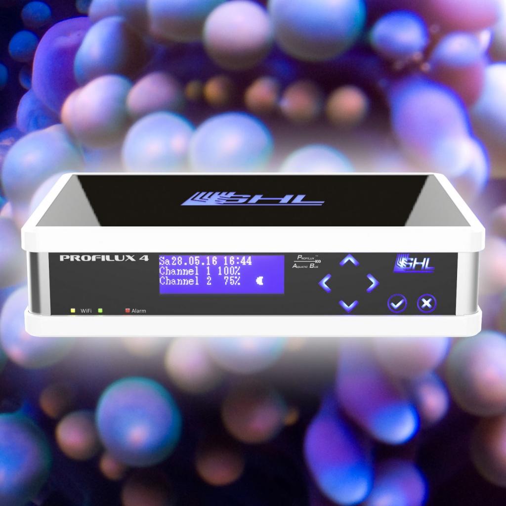 P4e Aquarien Computer