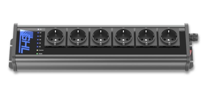 Powerbar 6E-PAB-Schuko