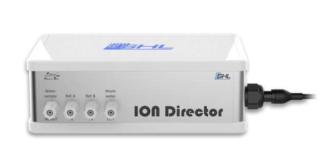 ION Director White
