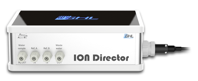 Ion Director_Black_Front