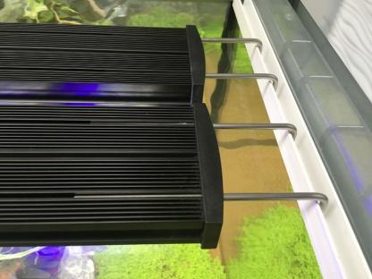Mitras Lightbar 2, mounted