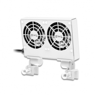 PropellerBreeze 3, 2 fans, white