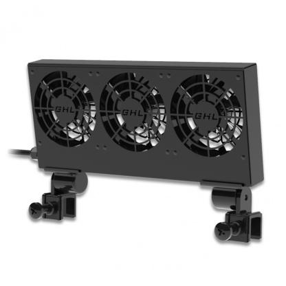 PropellerBreeze 3, 3 fans, black