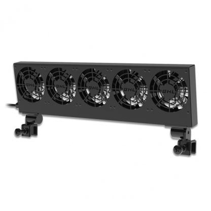 PropellerBreeze 3, 5 fans, black