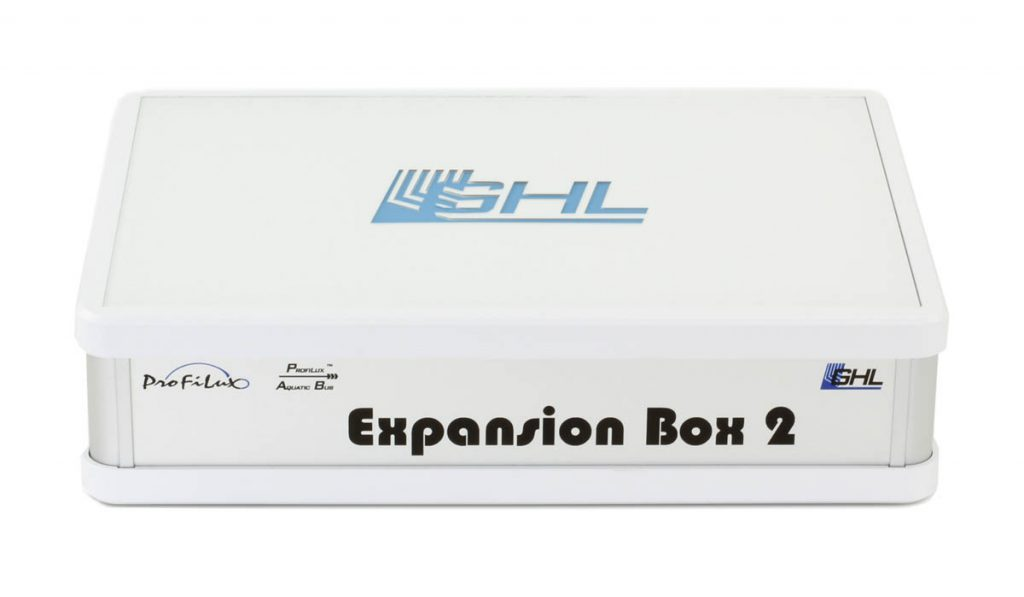 Expansionbox 2 white