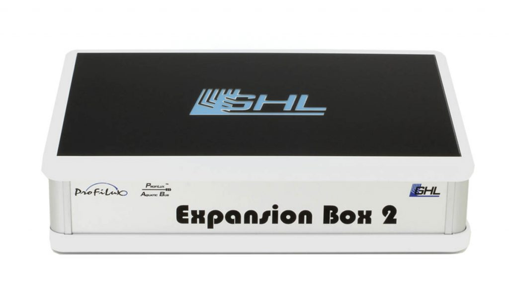 Expansionbox 2 black