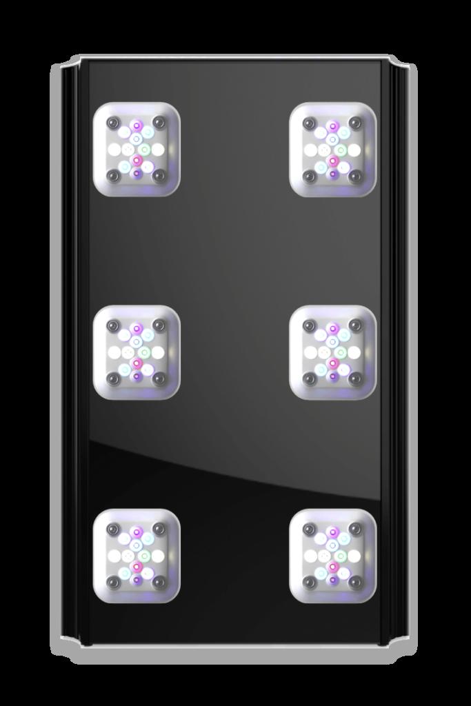 Mitras LX7, black, bottom view