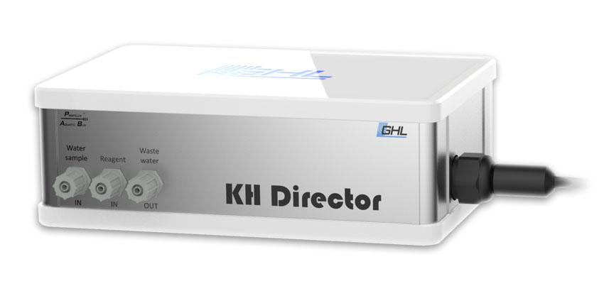 GHL KH Director, white