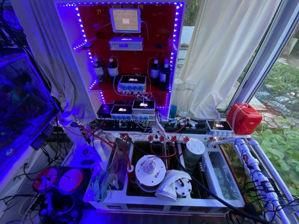 TOTM_02_20, Setup of GHL System