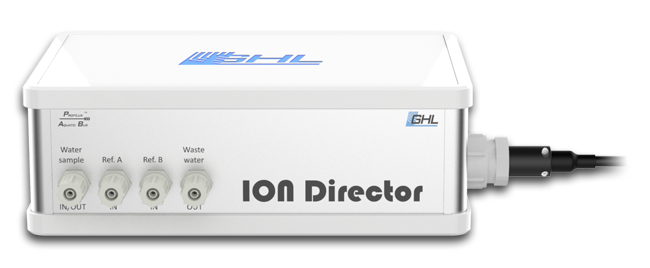 ION Director, White